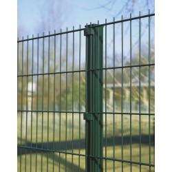 Obdĺžnikové stĺpiky bez otvorov 40 x 60 x 1,2 mm