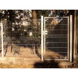 Jednokrídlová brána Egidia 3D